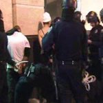 More arrests in #Oakland last night as protestors roam the streets and vandalize buildings. http://t.co/NDkwt43gTV