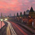 Праздничная перспектива Кремлевской набережной в День народного единства 4 ноября 2014 года http://t.co/YMuRHFmMfM