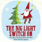TONIGHT! Music from @LeroyVickers, @Ninetiesboy and more, with the switch-on and fireworks at 6:40pm, plus reindeer! http://t.co/v0MrgAAoCH