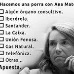 Dimite Ana Mato... ¿a donde irá ahora? http://t.co/HYWjDXjikJ