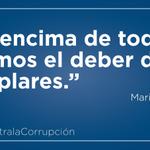 #TodosContralaCorrupción Los españoles saben que tienen mi compromiso permanente http://t.co/HrKRBKiRV1