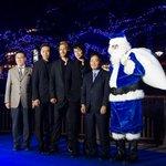 """目黒川が""""青の洞窟""""に EXILEや三代目 J Soul Brothersがライトアップ http://t.co/yfE1er19g6 http://t.co/922raJ8Z6O"""