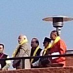 Modi is ignoring Nawaz even here. ROFL.  https://t.co/hrLpGab4gC