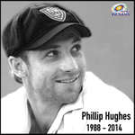 We extend our most sincere condolences to #PhillipHughes' family. Phil will always stay in our hearts! #RIPHughes http://t.co/9pbXKYVXY8