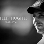 Today is a very bad day for Cricket @CricketAus Rest In peace Phil Hughes :/ #AngeloTeam #Srilanka http://t.co/Ty1nBYxnN5