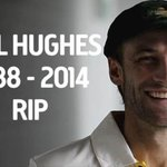 Very sad day in world sport.. Taken too soon.. Live every moment. #RIPPhillipHughes http://t.co/2HHvEho0u1