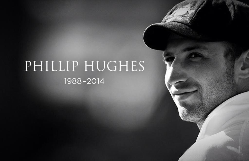 People sharing memories and words of kindness with Phillip Hughes' death. Tributes: http://t.co/0cco2TAqGa http://t.co/4sQ0bXTc9R