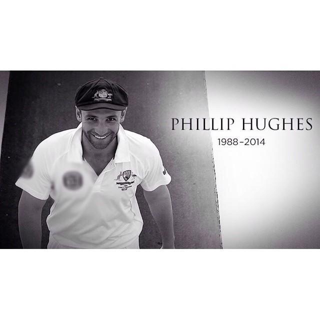 #RIPPhilHughes