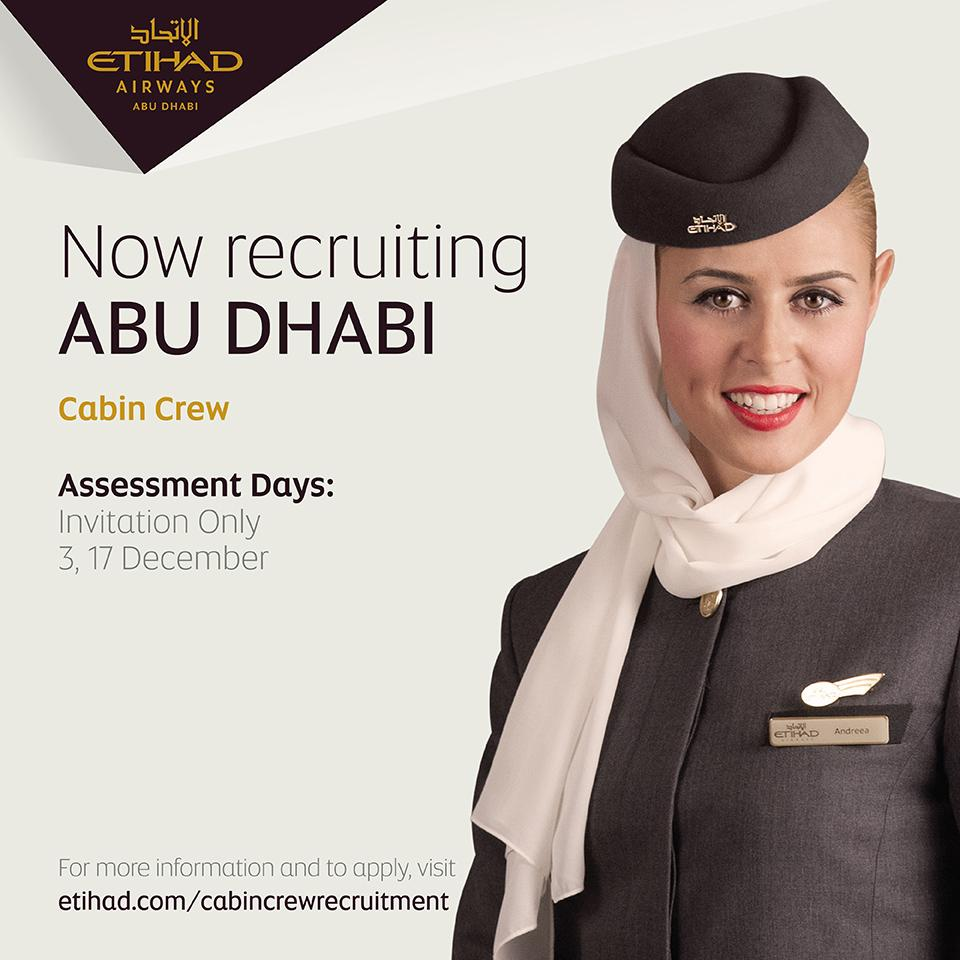 We're recruiting! Apply now to become a member of our Cabin Crew. APPLY NOW: