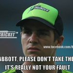 """""""@TrollCricket3: Support him. Not his fault! #RIP_PHIL_HUGHES http://t.co/1LOh9fTlaI"""" Definitely. Proper fans and people will get behind him"""