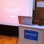 """Conférence """"facebook advertising a business approach"""" à @Semetis - Bruxelles, avec léquipe #Socialmoov #facebook http://t.co/wZ9HS1kzZT"""