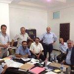 اجتماع مجلس أمناء الجبهة الشعبية اليوم الخميس لتحديد موقف الجبهة من الدور الثاني للانتخابات #TnPrez #Tnelec #FP http://t.co/PVRq3AM1GF