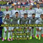 Le Real Madrid écrase tout sur son passage !!! #LDCLiveCamp http://t.co/askahqmLTx