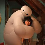 Baymax knew that when someones sad all they need is a hug http://t.co/s7YBOCApHg
