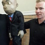 Conrad Koch and Chester Missing at the Randburg Mag Court to oppose Steve Hofmeyrs order #puppetcase #puppetcase GM http://t.co/xiFMwmnQrP