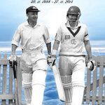 Vale Phillip Hughes.