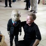 """""""@Eusebius: #PuppetTrial http://t.co/Xc9nZkKqD4"""" Only in South Africa. Puppet taken to Court by dummies. Funny but serious. And pathetic."""