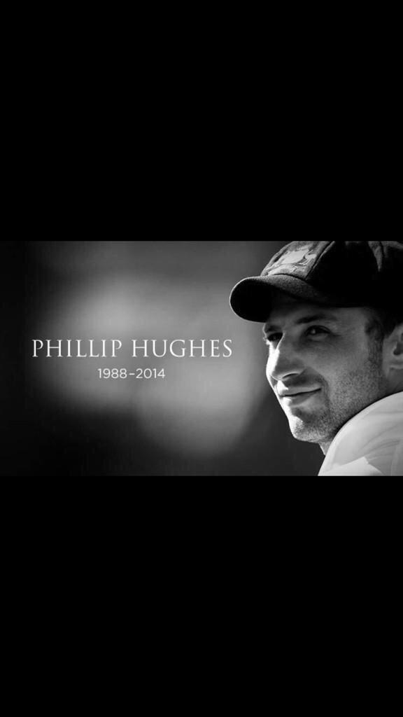 Just can't believe it, heartbreaking stuff. RIP Phil Hughes. http://t.co/7L7XnsEUnL