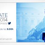 Voy a hablar sobre las medidas que proponemos para combatir la corrupción. No defraudaremos #TodosContralaCorrupción http://t.co/3A8pVPje6l