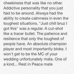 Couldnt fit it all in mate so here goes #408 #RIPPhillipHughes #loveyamate http://t.co/Eeq1ft4OLp