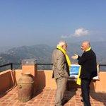 RT @MEAIndia: Friendship as old as the hills. PM @narendramodi & Prez @ashrafghani in conversation. http://t.co/MmphXLgiux