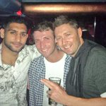 Condolences to the family of Australian cricket player Phil Hughes. I met him and Michael Clark in London. RIP http://t.co/Zt8kbKuvXO