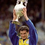 3 years today we lost a legend and my boyhood hero. He will never be forgotten. RIP Gary Speed. #lufc #OneGarySpeed http://t.co/1l0tVaqnnA