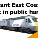 Re-Tweet if you want #EastCoast kept in public hands http://t.co/IUNQKh4Kp7