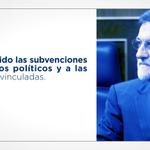 Medidas de regeneración democrática #TodosContralaCorrupción http://t.co/PfDMlQXQEU