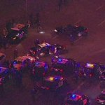 SIDESHOW UPDATE: Police are processing drivers as they leave from the Port of Oakland. http://t.co/qzMZSs4OWc http://t.co/yvYcMQAbRF