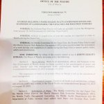 JUST IN: Mayor Estrada suspends classes, govt work in Manila for Popes visit Jan15-19, 2015 #walangpasok -@nikobaua http://t.co/vPiK6ngDA8