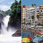 Uganda or Spain: where would you prefer to go on holiday? – poll http://t.co/XxnAvetxXG http://t.co/WQ55BLowOs