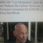 @DavisZone otro mas que dona su fortuna http://t.co/vp3mHl8Cii