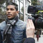 OFFICIEL ! Brandao condamné à 1 mois de prison ferme pour son coup de tête sur Thiago Motta ! http://t.co/dANUbhUZ1b