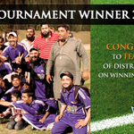 Congratulations to Team Stallions for staying undefeated throughout the KE Cricket Tournament 2014. http://t.co/v8BvP39WdK