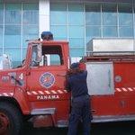 El carro bomba que trasladará a Bylon a la P. Nacional en Ancon. @10deportivo @PanamaAmerica @CriticaPa @DiaaDiaPa http://t.co/HuuajdRLvg
