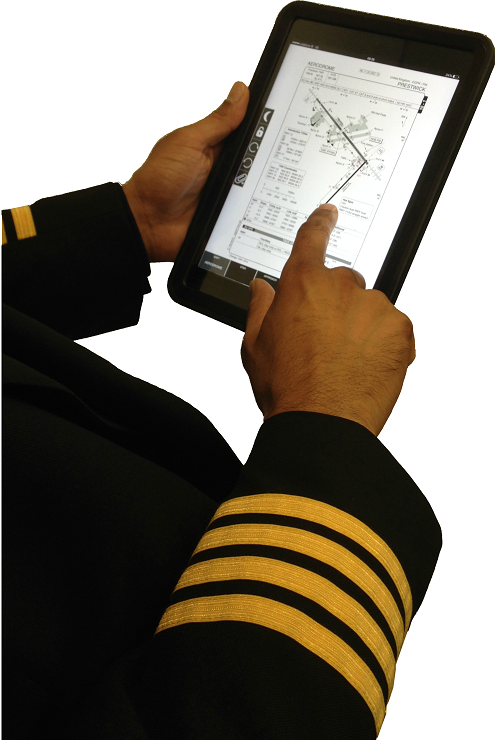 .@Ryanair pilots will use iPads in the cockpit following the launch of Electronic Flight Bags
