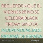 Buen día #Panamá y recuerden esto gracias a los amigos de @panamaviejaescuela http://t.co/54JgwGY0fC