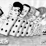 "@AlvaroAlvaradoC caricatura l""os dominó de las corrupción""@Telemetro @TReporta http://t.co/zBEA4AiurT"