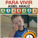 PTY! El Hospital está exigiendo$.719.mil para admitir Asbel Arauz. Esperando que nos ayuden con el Avión Presidencial http://t.co/pQg8jbYByk