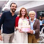 Anne-Sophie remporte le titre du Meilleur Pâtissier saison 3, félicitation. Un max de RT pour elle ! #LMP http://t.co/9slrb9Q9GM