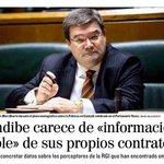 Lo del Gobierno Vasco y el descontrol de la RGI empieza a ser una broma de mal gusto. Y lo peor su cerrazón a cambiar http://t.co/sGHm69EYZQ