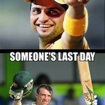 #Raina turns 27 Today #Hughes died at the age of 25 Today Life sucks At times #RIP http://t.co/S27nOWKqrM