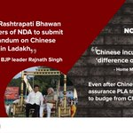 #6MonthsofBJPUTurns When Shri Modi was swinging with the Chinese President and the Chinese Army entered Ladakh http://t.co/8MQmYgP20n