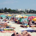 89% of tourists who come to Cyprus come mainly for the sunshine, study finds: http://t.co/SFEfxMdlbk #Cyprus #tourism http://t.co/IhoXcIEWbJ