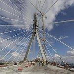 Cuenta atrás para el final de la obra del segundo puente http://t.co/Gk2WTVTsx0 | #Cádiz #infraestructuras http://t.co/9cLfHKV2Xr