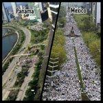 Aquí una imagen de los delincuentes de cuello blanco pidiendo justicia a los delitos de corrupción #Panama http://t.co/ep2Qe4gTie
