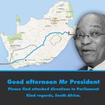 President Zuma has failed to fulfil his constitutional & parliamentary obligations. #ZumaMustAccount http://t.co/ZlxiQae05F