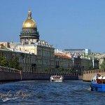 Архитектура и каналы Санкт- Петербурга поражают своим великолепием. Россия. http://t.co/7ZGIYYSwF6