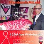 #Madrid 20 Aniversario del acto In Memoriam de COGAM / LGTB LGBTI / #TambienEsMiLazo #20AñosVIHviendo http://t.co/NKbBKGtgD5